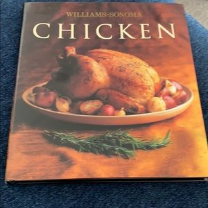 Williams Sonoma chicken cook book
